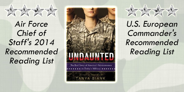 General Mark A. Welsh III, Chief of Staff, United States Air Force and General Philip M. Breedlove, Commander, U.S. European Command and Supreme Allied Commander recommend Undaunted